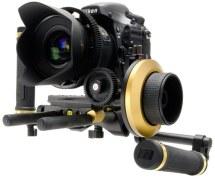 Nikon and rig